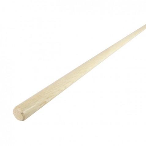 Bo rovere bianco. Qualità extra. 183 cm. 950 gr. Diametro 2,6 cm