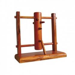 Mini Wooden Dummy. 18x18 cm
