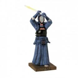 Figure di Kendo di ceramica. 20 cm