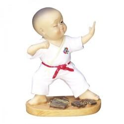 Figura del Karate. 14 cm
