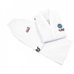 "KIMONOS TAEKWONDO TAEKWON-DO ITF ""BLACK BELT"". Diamond"