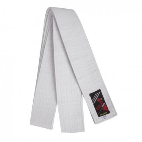 """AIKIDO - KENDO Cintura """"Obi"""" Iaido. Bianco o Nero. 320 cm. x 8 cm."""