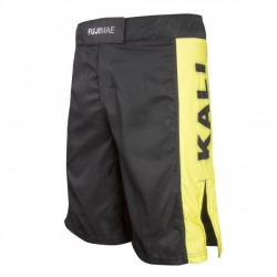KALI Kali Shorts. Nero/Giallo. Taglia: S-M-L-XL