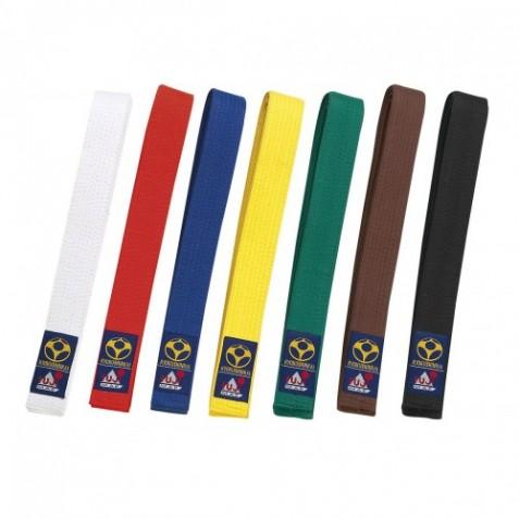Cinture Bambino. Kyokushinkai. Monocolore. 240 cm