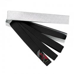 Cinture Nera Master. Cotone. Con scatola. 280-300-320 cm