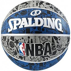 NBA GRAFFITI OUTDOOR gray/blue/black