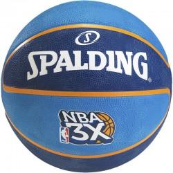 NBA 3X navy/light blue