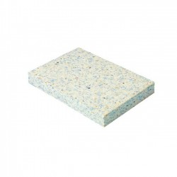 Agglomerato senza rivest 200 x 100 x 2 cm (densita 250)