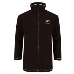 GILBERT All Blacks KIDS FULL ZIP FLEECE