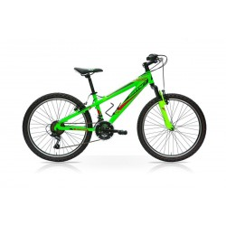 SPEEDCROSS BICICLETTA JUNIOR STORM 24 18 VEL.