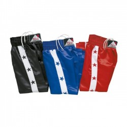 FULL CONTACT Pantalone Raso con stelle. Adulto. T/S-M-L-XL