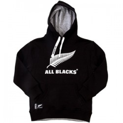 GILBERT All Blacks KIDS HOODY