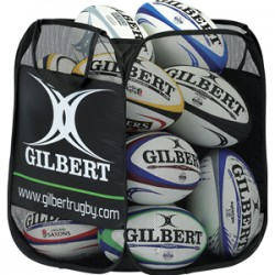 GILBERT RIGID BALL BAG/DUMP BIN