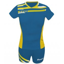KIT ITACA DONNA ROYAL GIALLO TG. XS