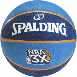 NBA 3X navy/light blue