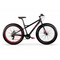 "BICICLETTA MBM FAT BIKE FAT MACHINE  26""- 7S"
