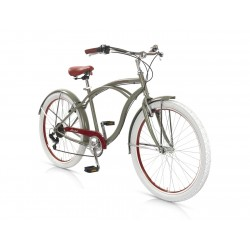 "BICICLETTA MBM CRUISER Honolulu MAN  26""- 6S"