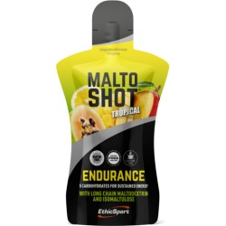 MALTOSHOT Endurance Tropical - Box da 50 pz EthicSport