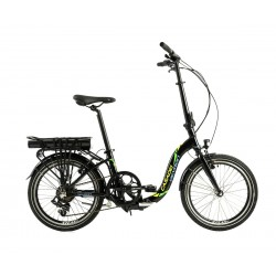 BICI E-BIKE FOLDING 20 7V PHYLION 36V-