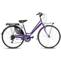 Cicli Casadei City Bike Cicli Casadei Moving 26 Donna 6v